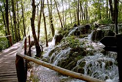 Nationalpark Plitvice on Kroatien